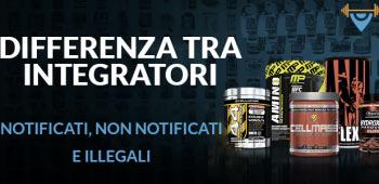 integratori notificati illegali