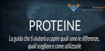 proteine differenze