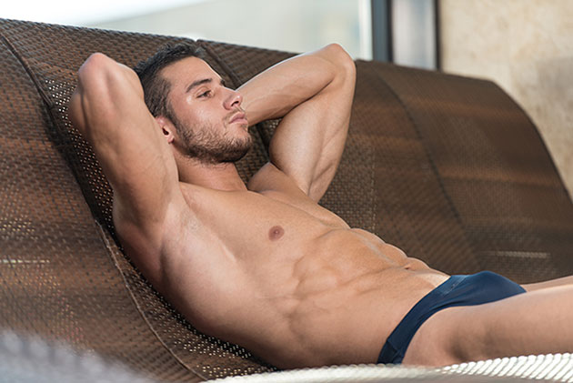 Riposo e recupero muscolare