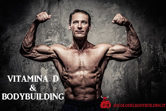 Vitamina D e bodybuilding