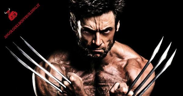 Wolverine osa di adamantio