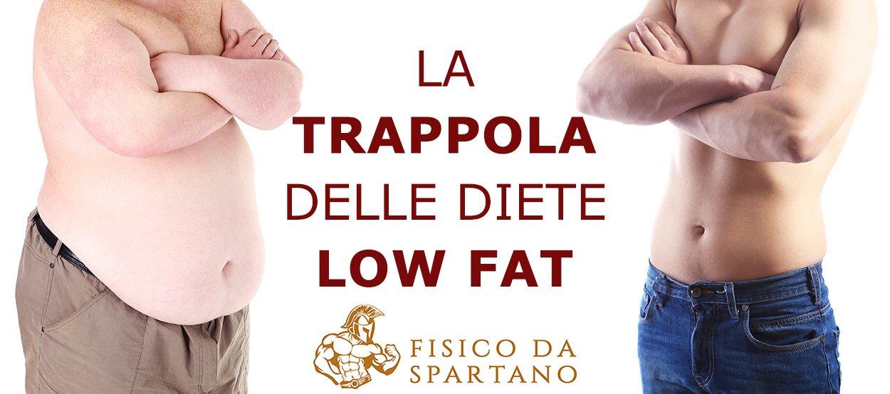 Ecco cosa succede se cadi nella trappola delle diete Low Fat e come correre ai ripari